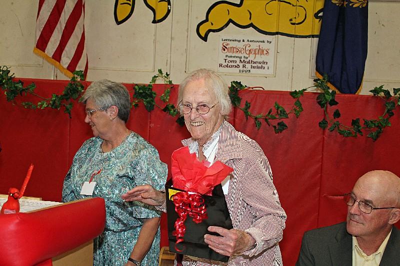 Mary Woodman and Helen Livingston Lovell