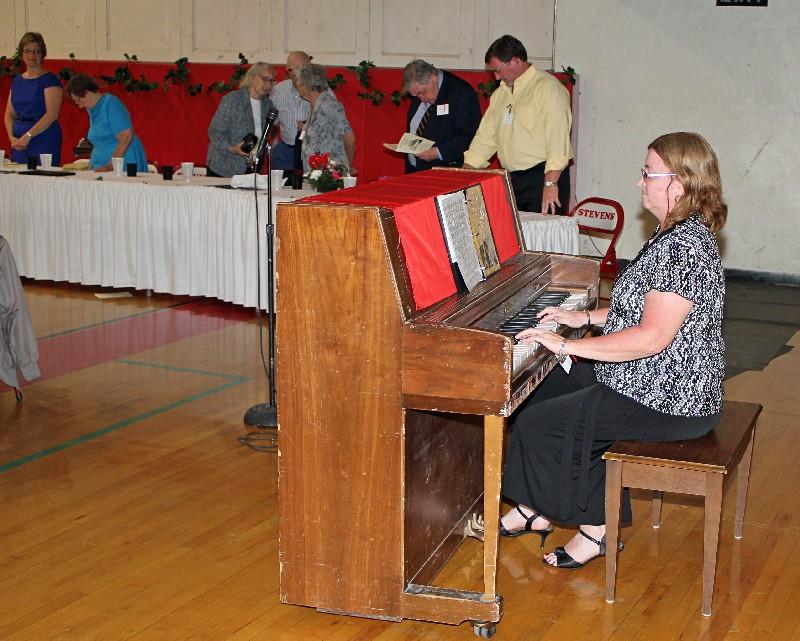 Pianist, Karen Bogle