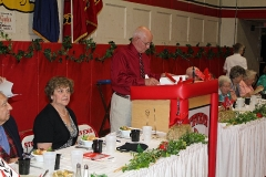 President of the Stevens Alumni, of 2012, is Robert E. Stringer, Class of 1961.