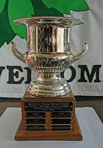 George Disnard Parade Trophy