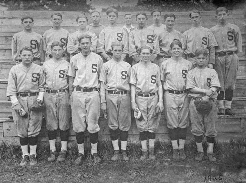 1926 Baseball Team