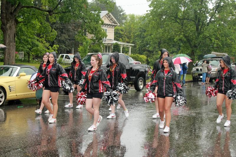 1991 Stevens High School Cheerleaders