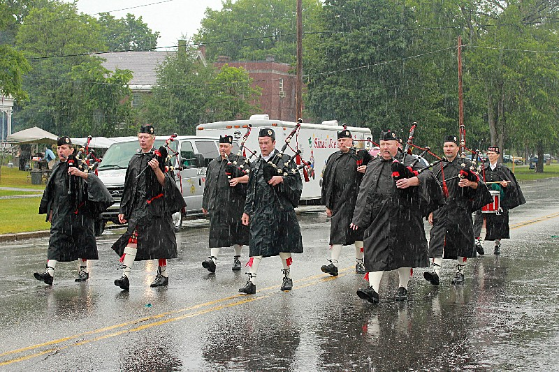 Scots Highland Pipes and Drums
