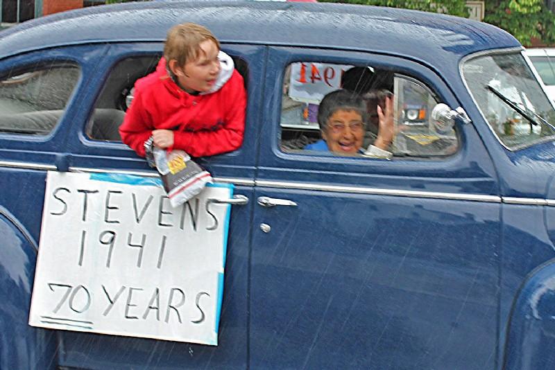Class of 1941 Pat Turner Scherwerts