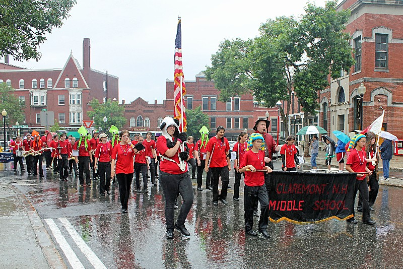 Claremont Middle School Band
