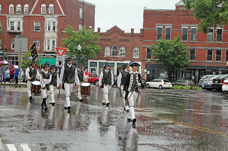 Colchester Continental Fife and Drum Corp.