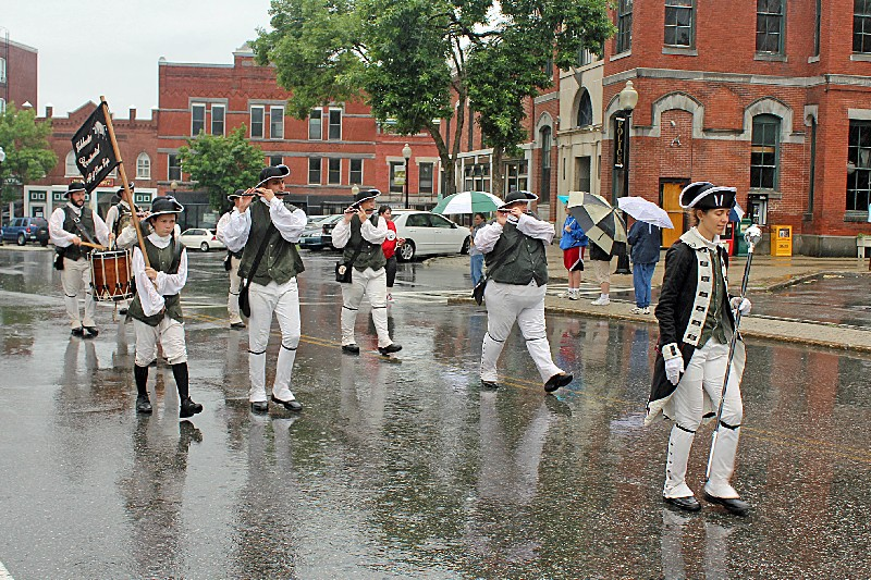 Colchester Continental Fife and Drum