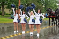Patriots Cheerleaders