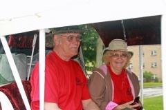 Doug and Carolyn LeBlanc Alumni Officers