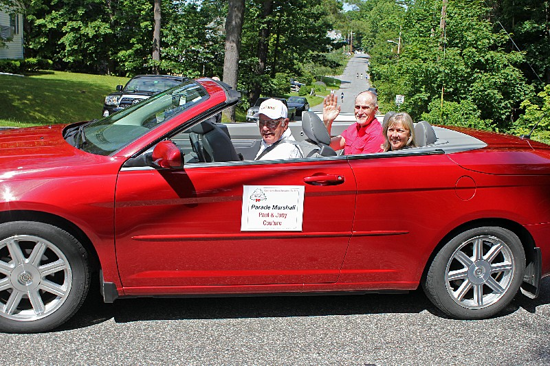 Parade Marshall - Paul and Judy Couture