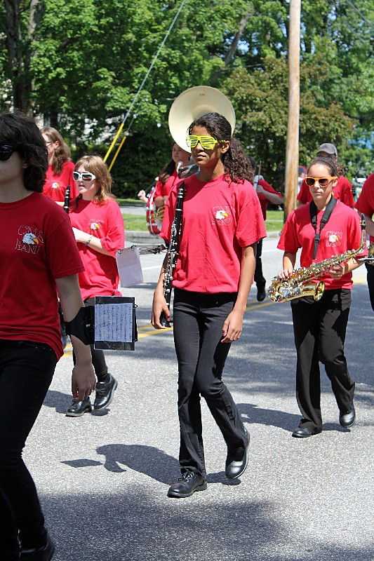 Middle Street School Band
