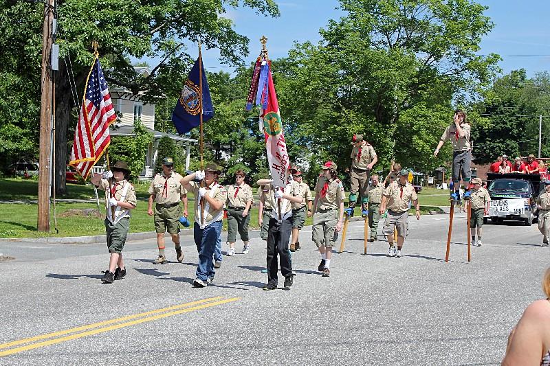 Boy Scouts Troop 38
