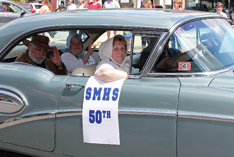 St Mary's - Class of 1962