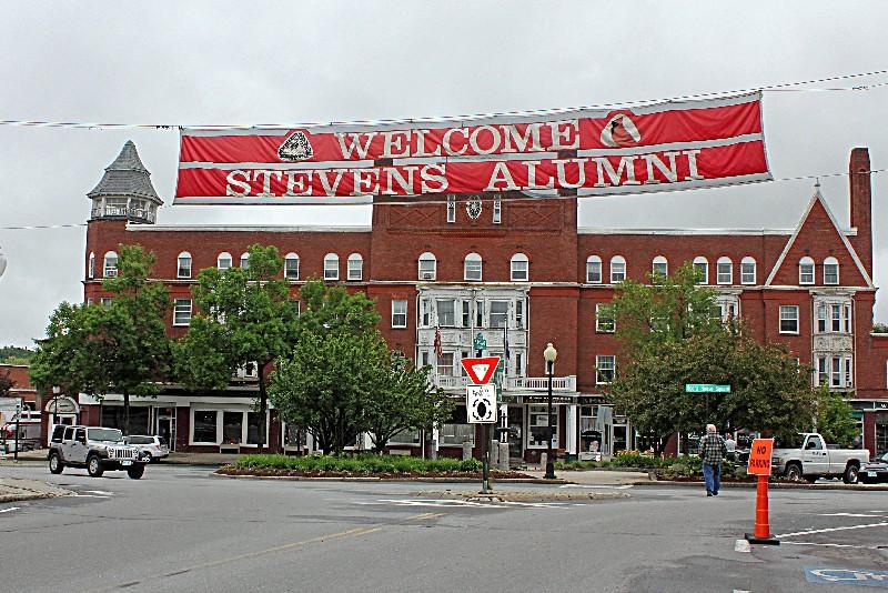 Stevens Alumni 2013 Parade day