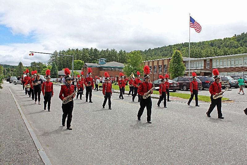 Stevens High School Band