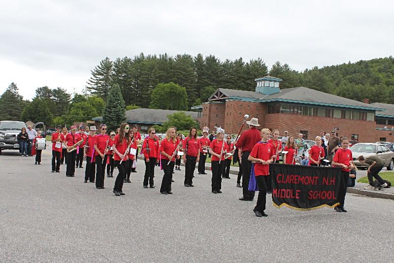 Claremont Middle School