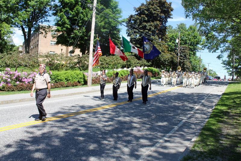 The Yankee Doodle Band from Rensselaer N.Y.