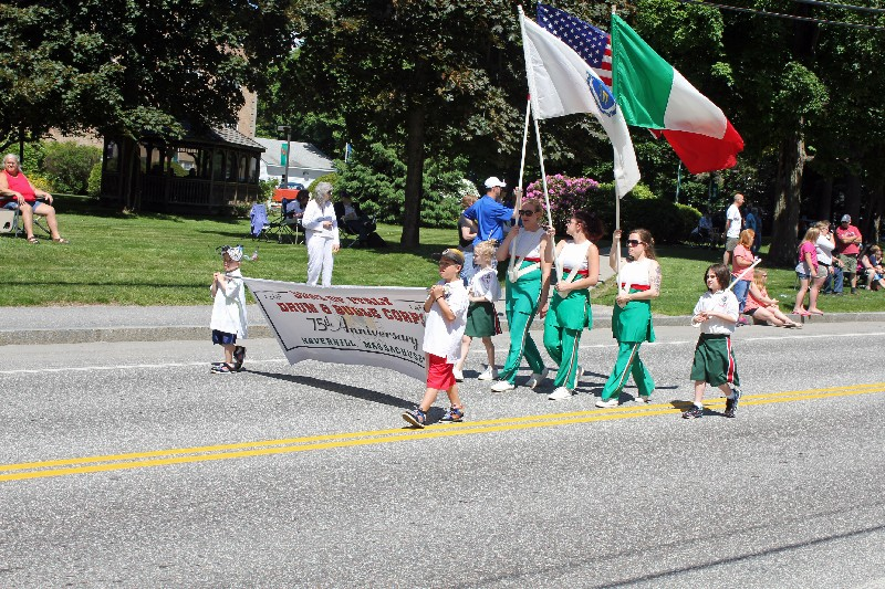 Sons of Italy Drum and Bugle Corps