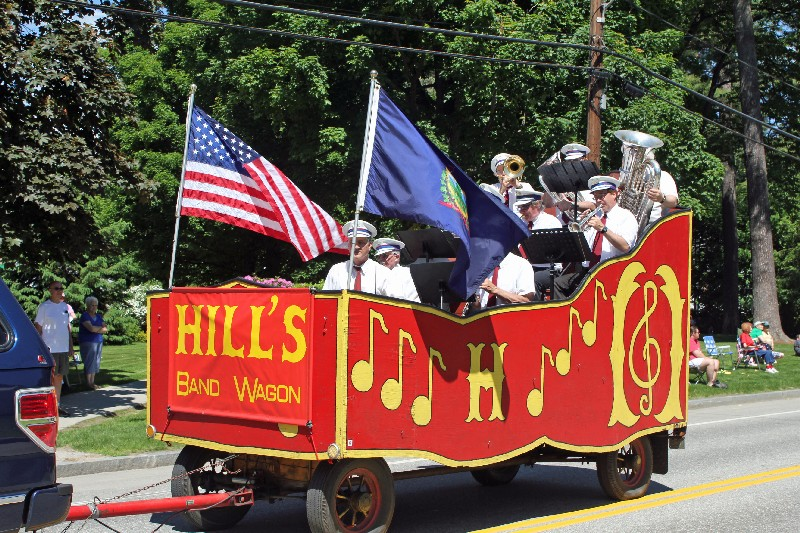 Hill's Band Wagon