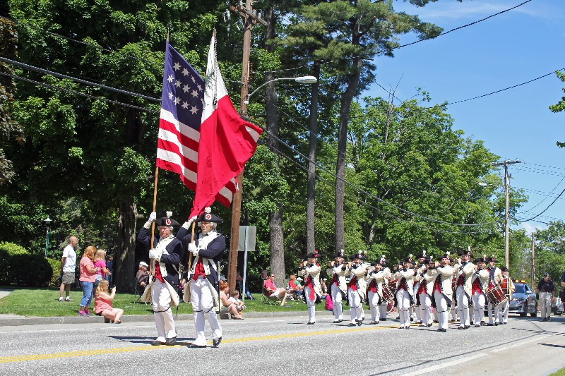 The Middlesex County Volunteers