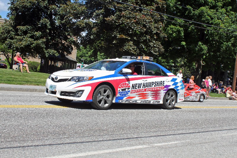 New Hampshire Motor Sprrdway