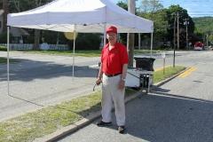 Robert Stringer (President of the Stevens High School Allumni Association).