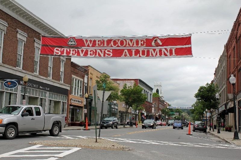 Stevens Alumni Parade Day - June 6, 2015 - Claremont, N.H.
