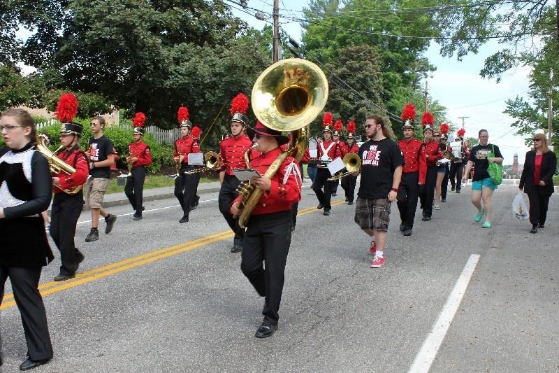 Stevens High Band