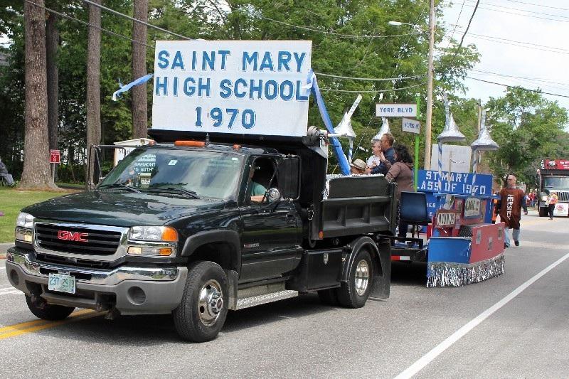 St Marys Class of 1970