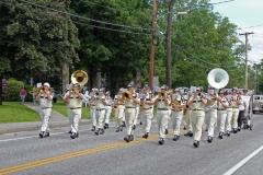 Yankee Doodle American Legion Band from Rensselaer, New York